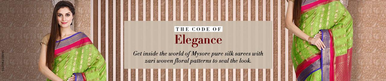 Mysore Elegance