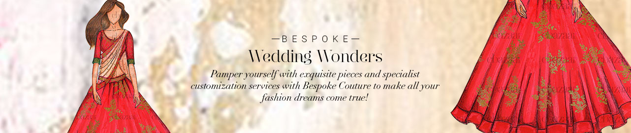 Bespoke Wedding Wardrobe
