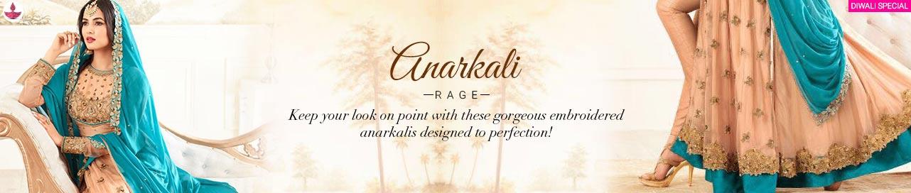 Anarkali Allure