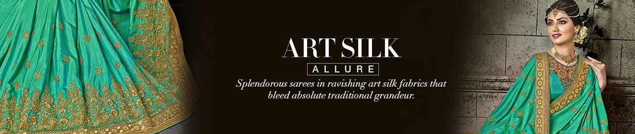 Art Silk Grandeur