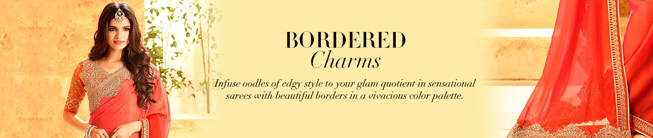 Bordered Elegance