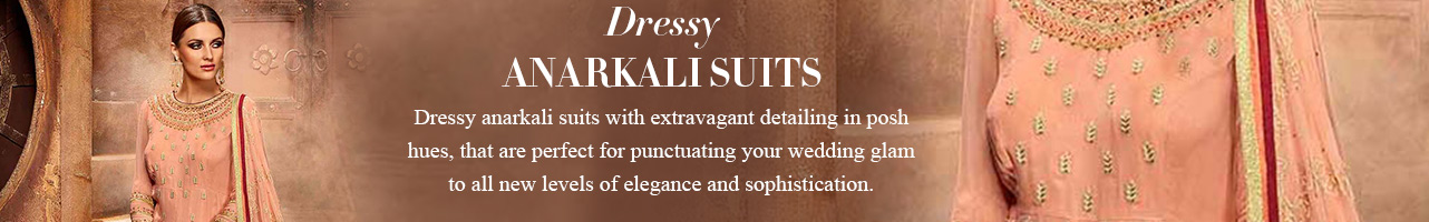 Dressy Style Anarkali