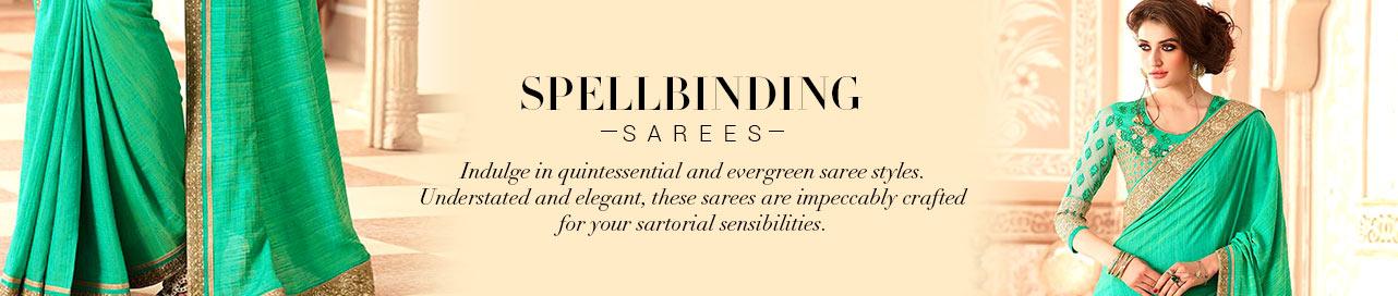Spellbinding Sarees
