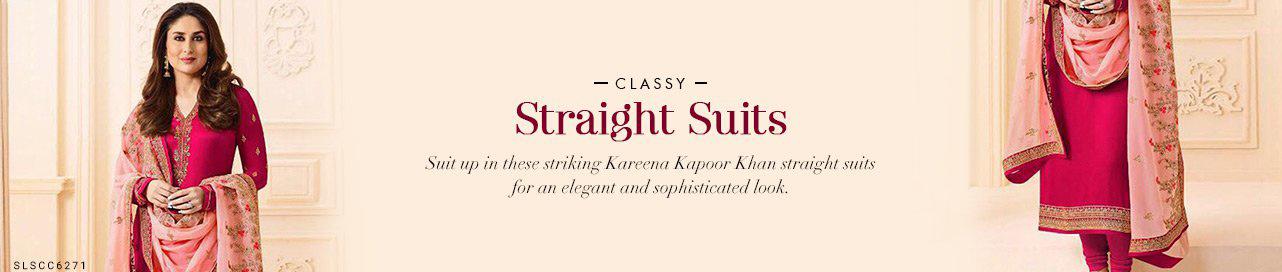 Straight Suit Elegance