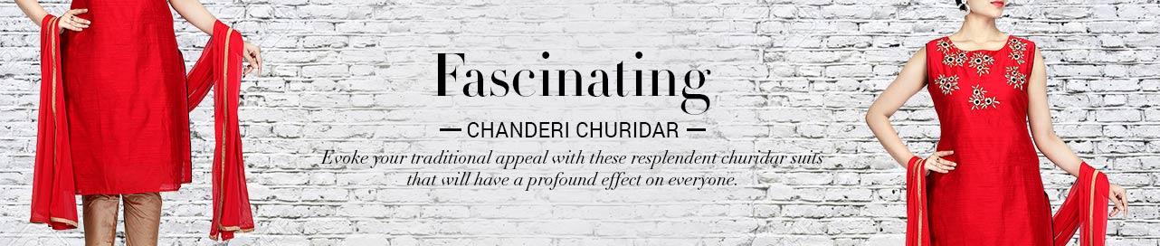 Chanderi Charms