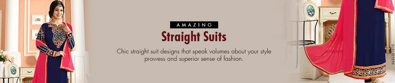 Straight Suit