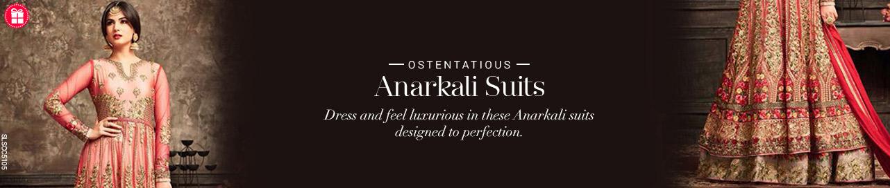 Anarkali suit