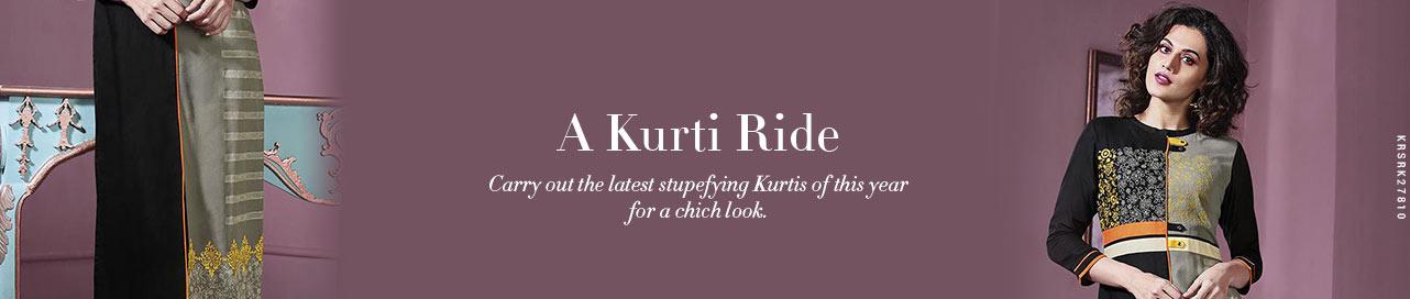 Kurti Trends