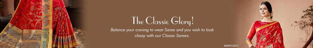 Vintage Sarees