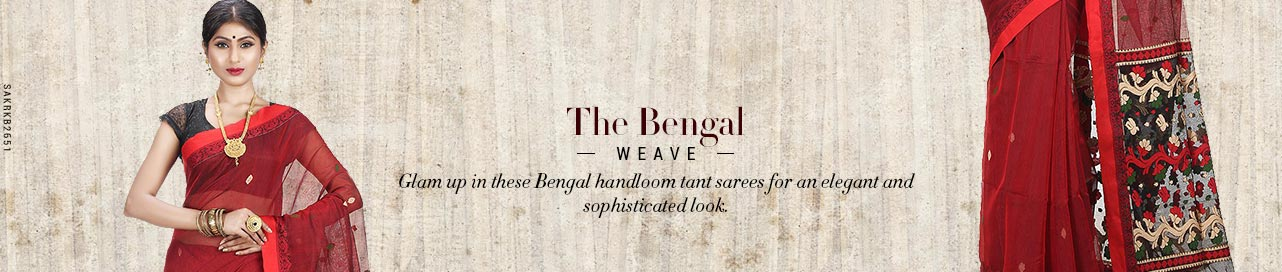 Weaves of Bengal