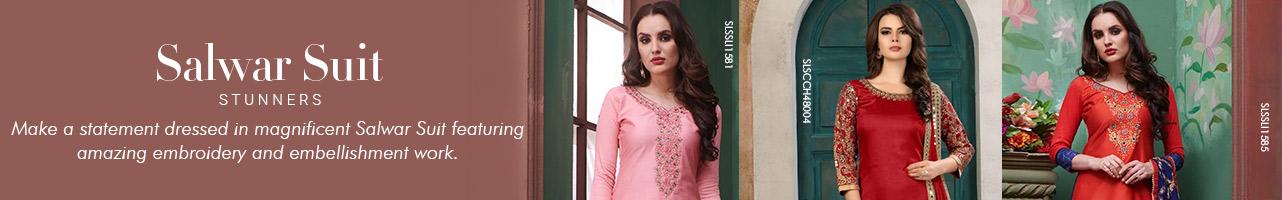 Stunning Salwars