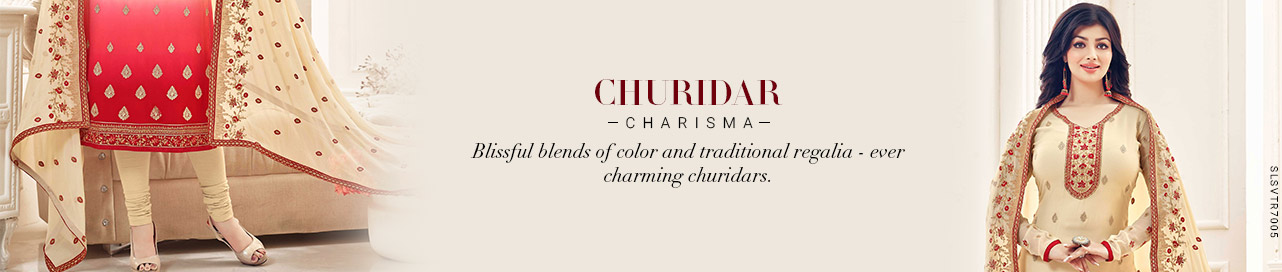 Exemplary Churidar Suits