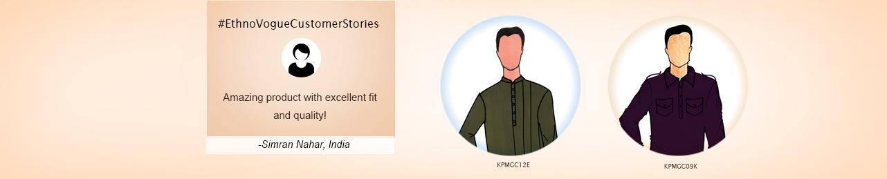 kurta-pyjama ethnovogue